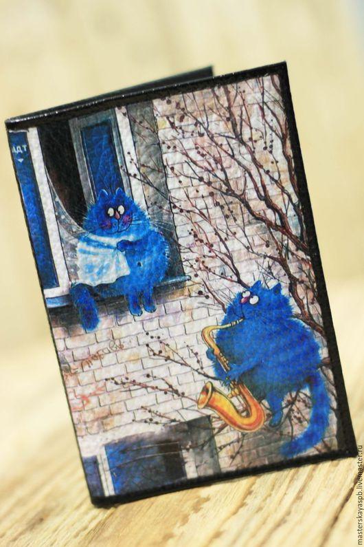 """Обложки ручной работы. Ярмарка Мастеров - ручная работа. Купить Обложка на паспорт  """"Мелодия любви"""". Handmade. Обложка на паспорт"""