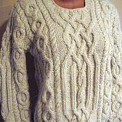 Одежда handmade. Livemaster - original item Sweater knitted womens.. Handmade.