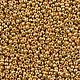 Для украшений ручной работы. Ярмарка Мастеров - ручная работа. Купить Бисер 15/0 круглый Miyuki 1053 Galvanized Yellow Gold. Handmade.