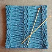 Аксессуары handmade. Livemaster - original item Scandinavian knitted Snood. Handmade.
