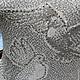 """Топы ручной работы. Летний топ """"Любовь"""". Касабланка.Связано с любовью!. Интернет-магазин Ярмарка Мастеров. Рисунок, Жаккардовый узор"""