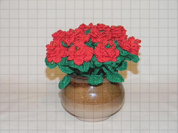 Букет красных роз в вазе, Подарки на 8 марта, Краснодар,  Фото №1