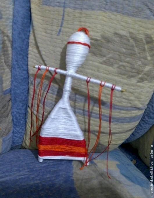 Народные куклы ручной работы. Ярмарка Мастеров - ручная работа. Купить Славянская ловушка снов. Handmade. Ловушка для снов