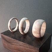 Украшения handmade. Livemaster - original item A ring of horns of a deer. Handmade.