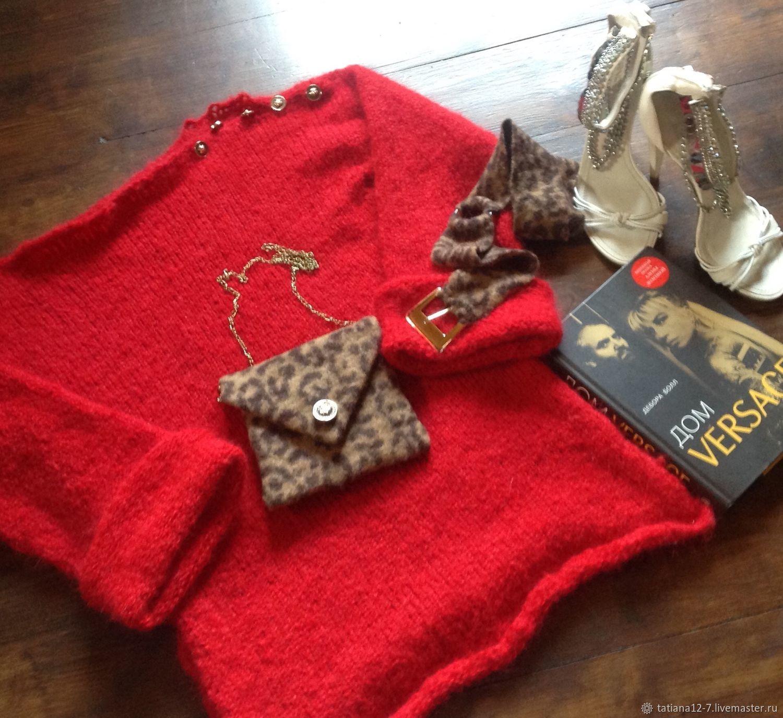' Rock Star ' luxury and magic, handmade, Sweaters, Moscow,  Фото №1