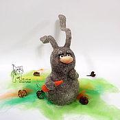 Куклы и игрушки ручной работы. Ярмарка Мастеров - ручная работа ЗаясЪ Митяй.. Handmade.