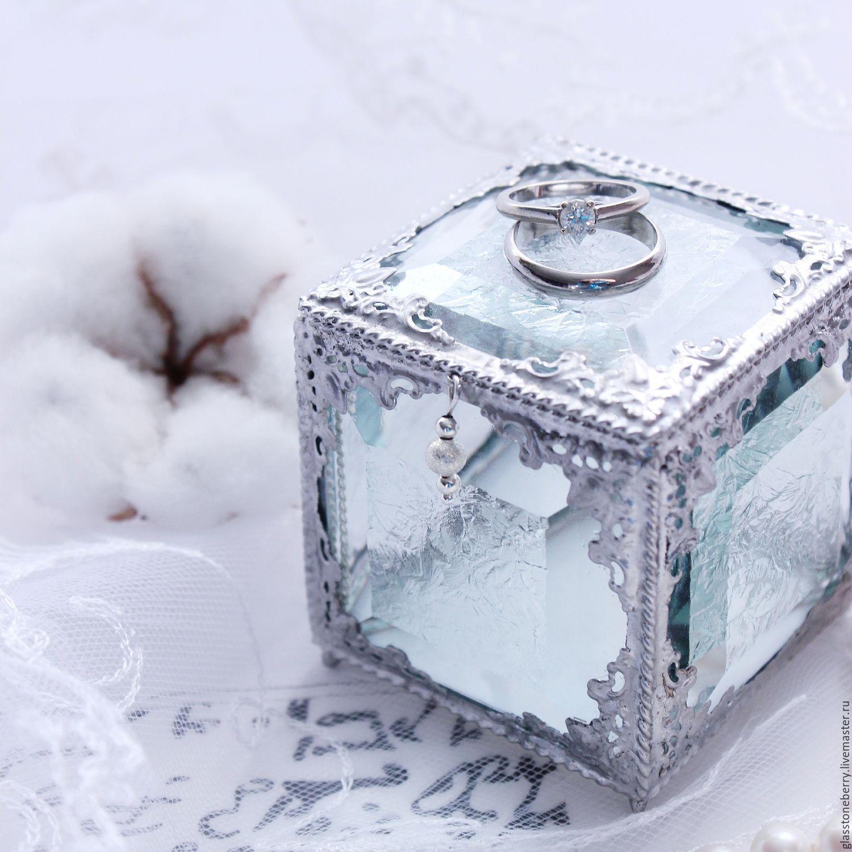 Buy Snow Queen Ring box Ring pillow alternative ring box