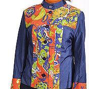 """Одежда ручной работы. Ярмарка Мастеров - ручная работа Ветровка  """"Яркие краски"""". Handmade."""