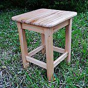 Для дома и интерьера ручной работы. Ярмарка Мастеров - ручная работа Табуретки из бука/дуба. Handmade.
