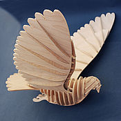 Для дома и интерьера handmade. Livemaster - original item Dove. Handmade.