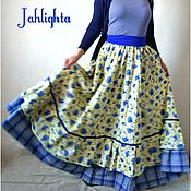 Одежда handmade. Livemaster - original item Skirt No. №1 Natalia. Handmade.