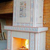 Для дома и интерьера handmade. Livemaster - original item Fireplace