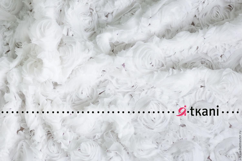 Ткань 3д розы на сетке купить в челябинске заказ цветов воронеж с доставкой