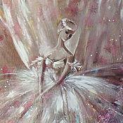 """Картины ручной работы. Ярмарка Мастеров - ручная работа """"Магия Света""""-картина на шелке. Handmade."""