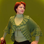 Одежда ручной работы. Ярмарка Мастеров - ручная работа Болеро. Handmade.
