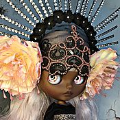 Куклы и пупсы ручной работы. Ярмарка Мастеров - ручная работа Куклы: Маракеша. Handmade.