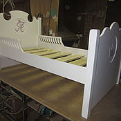 """Кровати ручной работы. Ярмарка Мастеров - ручная работа Кровать для ребенка """"Принцесса"""". Handmade."""