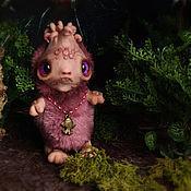 Куклы и игрушки ручной работы. Ярмарка Мастеров - ручная работа Актокус - волшебное существо. Handmade.
