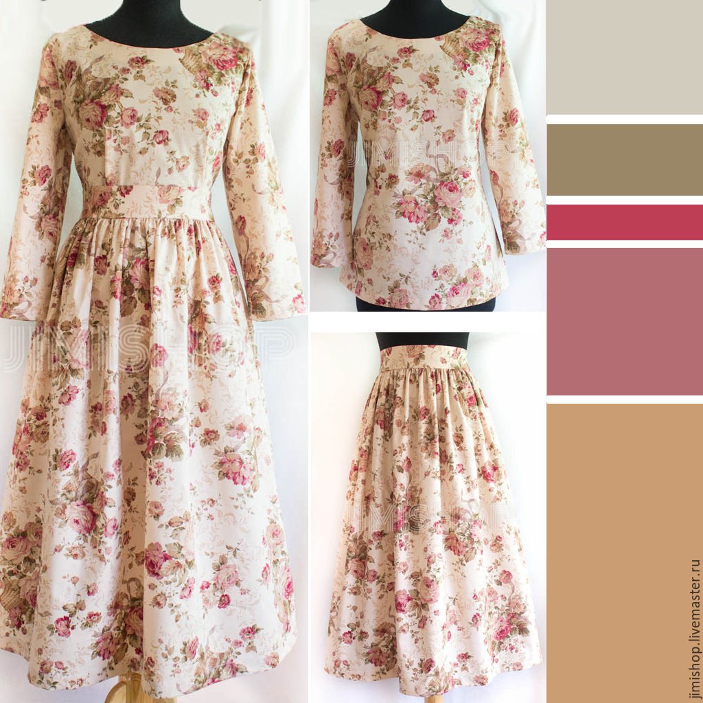 Блузки юбки платья фото