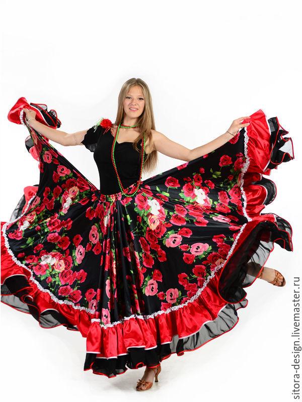 Интернет магазин цыганские юбки