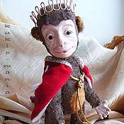Куклы и игрушки ручной работы. Ярмарка Мастеров - ручная работа Этьен, принц Страны Обезьян. Handmade.