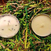 Масла ручной работы. Ярмарка Мастеров - ручная работа Масленные массажные свечи. Handmade.