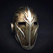 Субкультуры handmade. Livemaster - original item Mask Guardian of the temple. Handmade.