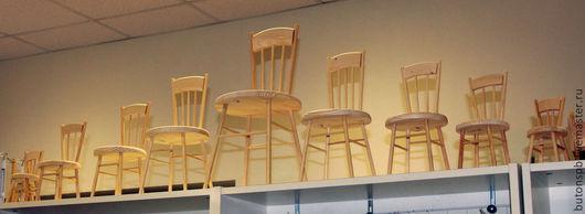 Кукольный дом ручной работы. Ярмарка Мастеров - ручная работа. Купить Стул круглый в ассортименте (18, 25, 30, 38, 48 см). Handmade.
