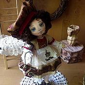 Куклы и игрушки ручной работы. Ярмарка Мастеров - ручная работа Маленькая Мисс. Handmade.