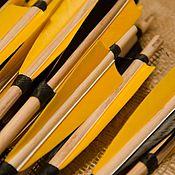 Лук ручной работы. Ярмарка Мастеров - ручная работа Стрелы для лука без наконечника. Handmade.