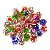 Материалы для творчества handmade. Livemaster - original item Crystal beads