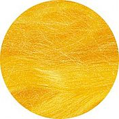 Материалы для творчества handmade. Livemaster - original item Mulberry silk(mulberry) and Yellow.10 gr Germany. Handmade.
