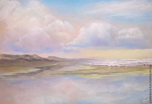 `Нежность`  Картина пастелью. Екатерина Пятакова