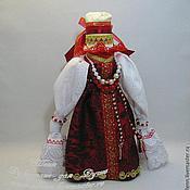 """Куклы и игрушки ручной работы. Ярмарка Мастеров - ручная работа Авторская кукла """"Славутница"""" (по мотивам народной). Handmade."""