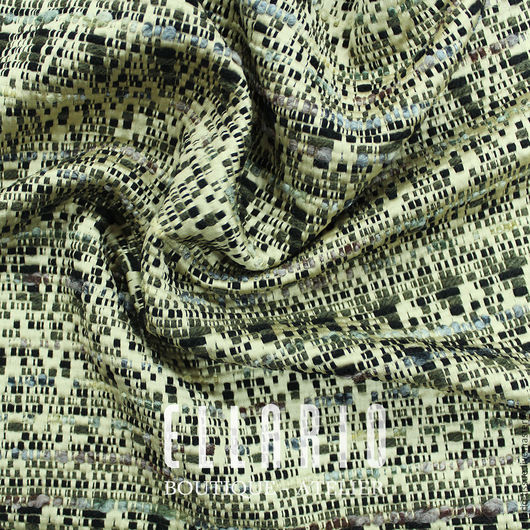 Шитье ручной работы. Ярмарка Мастеров - ручная работа. Купить Костюмная ткань Англия Нити. Handmade. Комбинированный, фактурная ткань