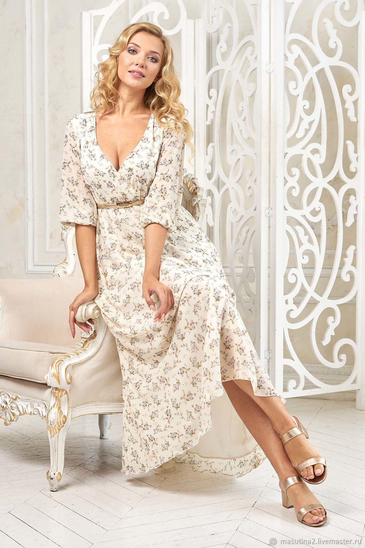 Dress ' Tenderness of Provence', Dresses, St. Petersburg,  Фото №1