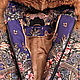 Верхняя одежда ручной работы. Костюм ЛЕТНЯЯ ЗИМА-из ППП. ALEN(iskushenie). Ярмарка Мастеров. Юбка из платка, оригинальная куртка