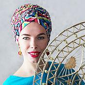 Аксессуары handmade. Livemaster - original item Turban - turban