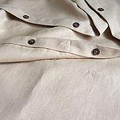 Для дома и интерьера handmade. Livemaster - original item Duvet cover linen