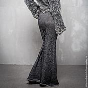 Одежда handmade. Livemaster - original item GA_014 mermaid Skirt-light long, color grey melange. Handmade.