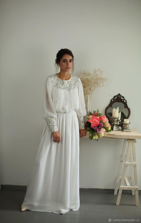 """Подвенечное платье """"Лебедь"""", Платья, Барановичи,  Фото №1"""