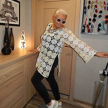 """Одежда ручной работы. Ярмарка Мастеров - ручная работа Туники: """"Вдохновение"""". Handmade."""