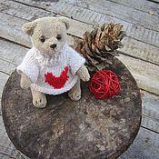 Куклы и игрушки ручной работы. Ярмарка Мастеров - ручная работа Мишка в свитере.Тедди.. Handmade.