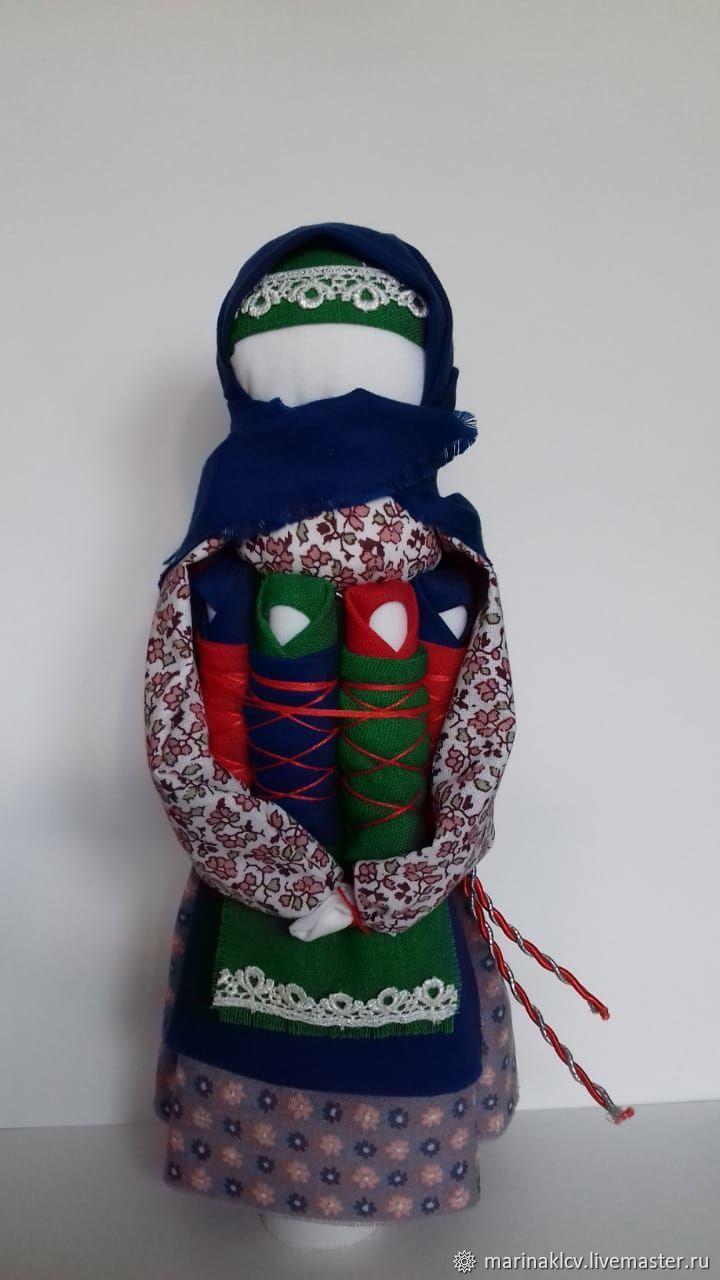 Dolls Family and Desirable, Folk Dolls, Kazan,  Фото №1