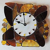 """Для дома и интерьера ручной работы. Ярмарка Мастеров - ручная работа Часы """" Капля мёда"""". Handmade."""