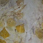 """Одежда ручной работы. Ярмарка Мастеров - ручная работа Хлопковая блузка- жакет """"Лето"""", в Эко стиле. Handmade."""