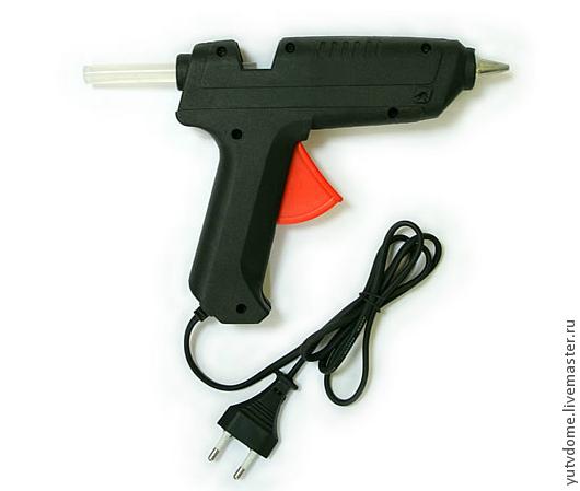 Шитье ручной работы. Ярмарка Мастеров - ручная работа. Купить 0169 Клеевой пистолет клеевые стержни термо-пистолет. Handmade.