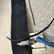 Материалы для творчества handmade. Livemaster - original item Leather Belt Cutter. Handmade.