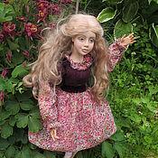 Куклы и игрушки handmade. Livemaster - original item avtrskaya doll. Handmade.