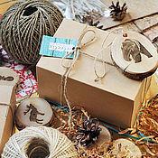 Подарки к праздникам ручной работы. Ярмарка Мастеров - ручная работа Упаковка Вашей покупки. Handmade.